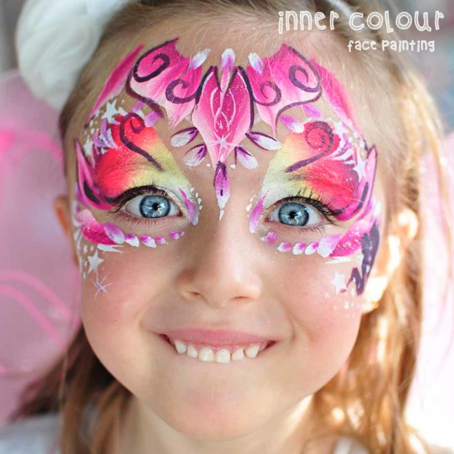 face painting melbourne birthday party